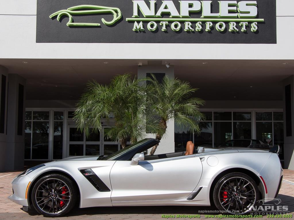 2015 Chevrolet Corvette Z06 - Photo 5 - Naples, FL 34104