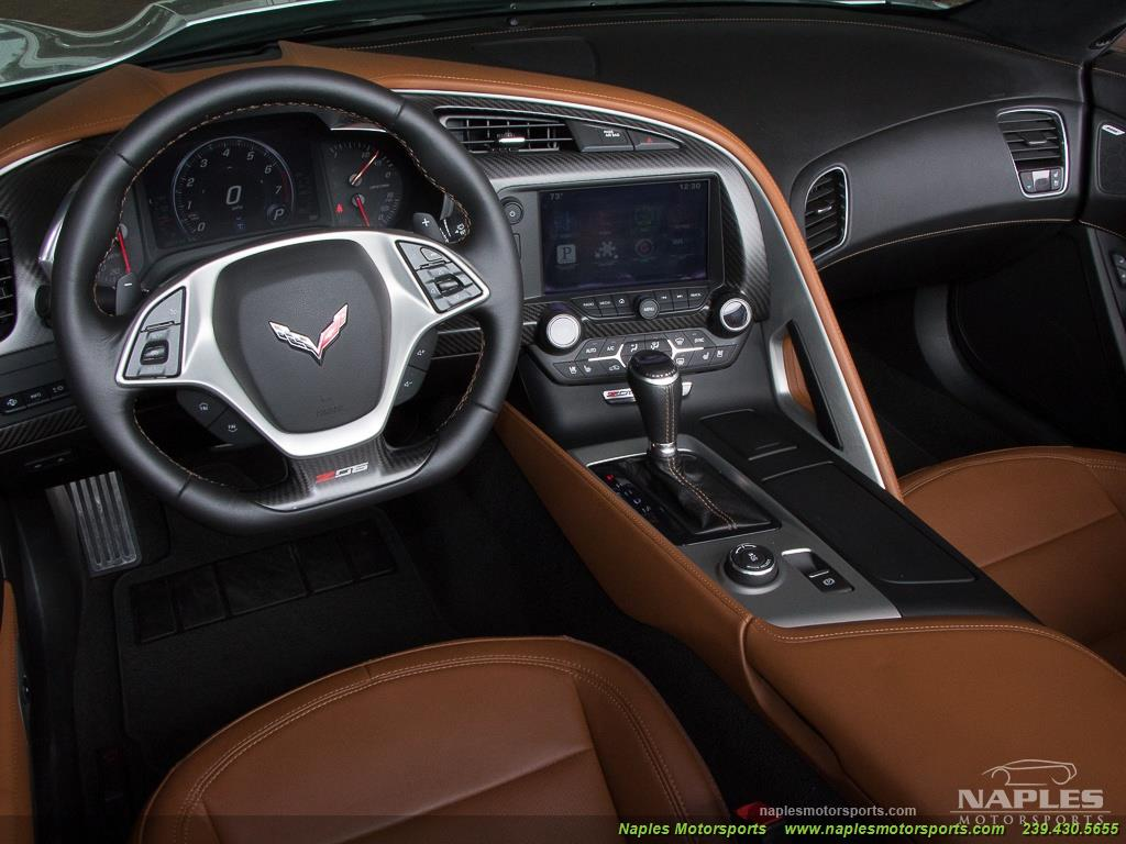 2015 Chevrolet Corvette Z06 - Photo 27 - Naples, FL 34104