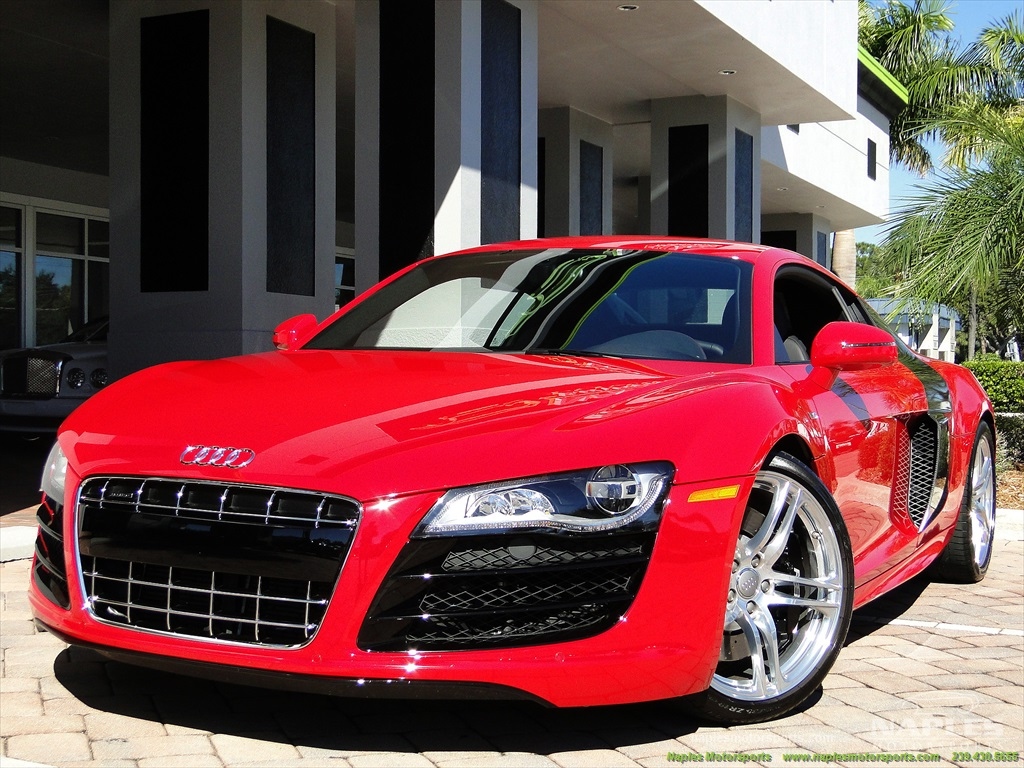 2011 Audi R8 5.2 quattro - Photo 50 - Naples, FL 34104