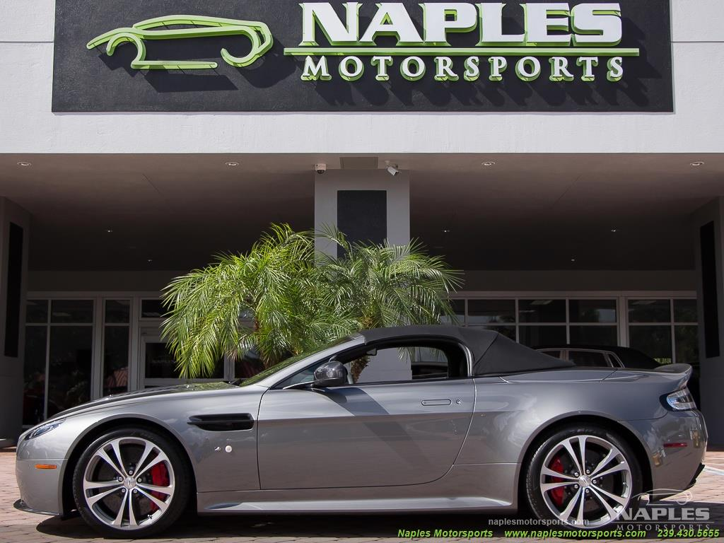 2015 Aston Martin Vantage S V12 Roadster - Photo 6 - Naples, FL 34104
