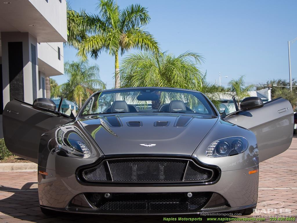 2015 Aston Martin Vantage S V12 Roadster - Photo 46 - Naples, FL 34104