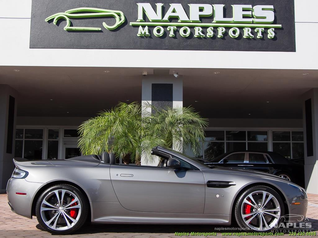 2015 Aston Martin Vantage S V12 Roadster - Photo 33 - Naples, FL 34104