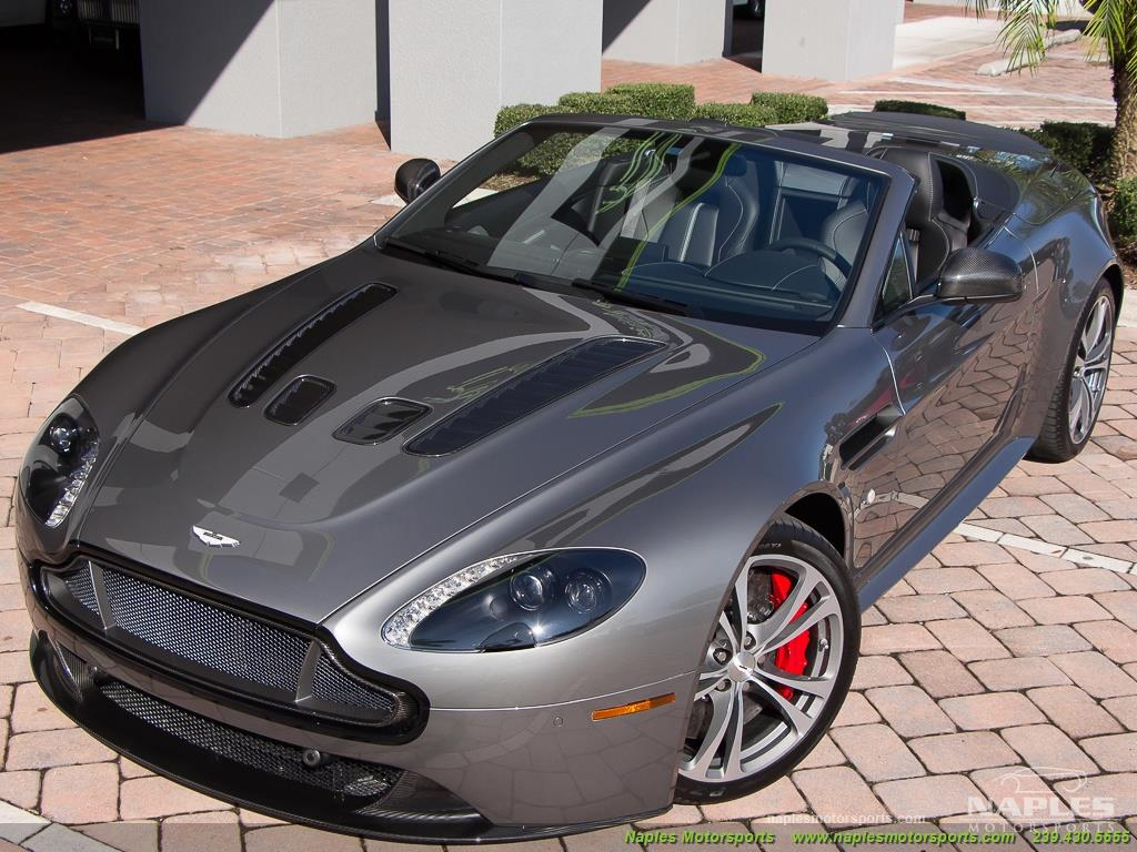 2015 Aston Martin Vantage S V12 Roadster - Photo 49 - Naples, FL 34104