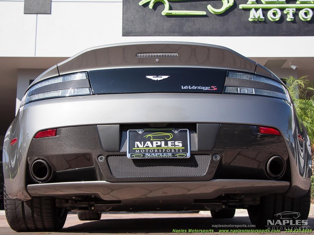 2015 Aston Martin Vantage S V12 Roadster - Photo 43 - Naples, FL 34104