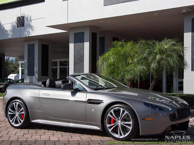 2015 Aston Martin Vantage S V12 Roadster - Photo 4 - Naples, FL 34104