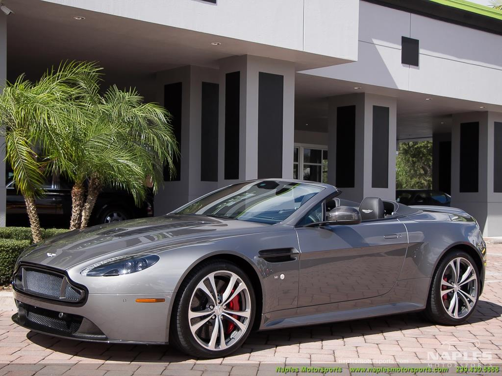 2015 Aston Martin Vantage S V12 Roadster - Photo 14 - Naples, FL 34104