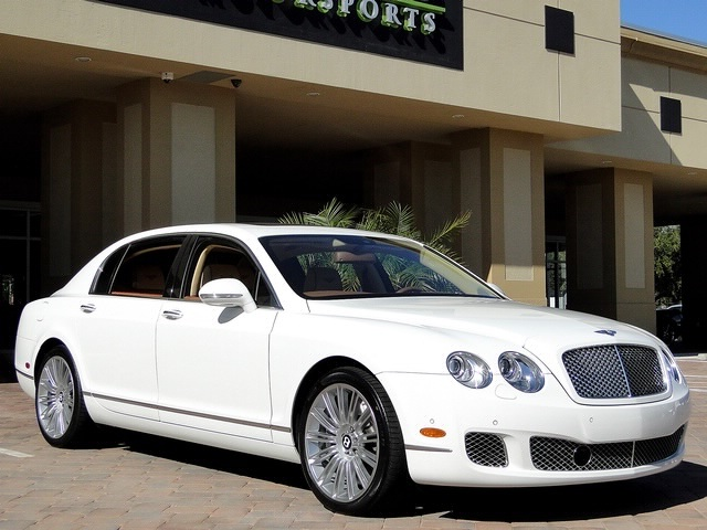 2011 Bentley Continental Flying Spur Speed - Photo 34 - Naples, FL 34104
