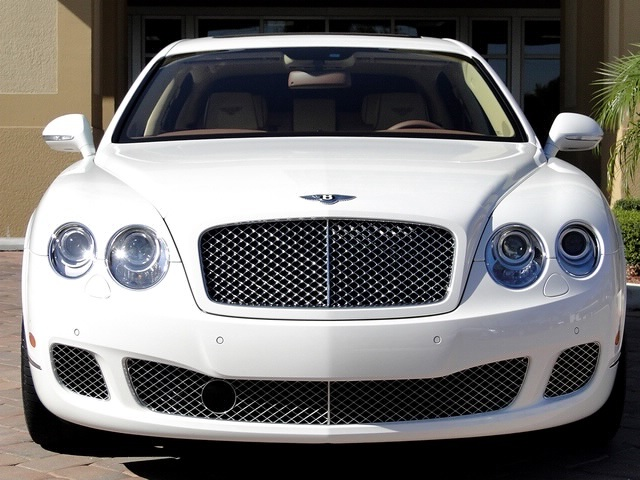 2011 Bentley Continental Flying Spur Speed - Photo 30 - Naples, FL 34104