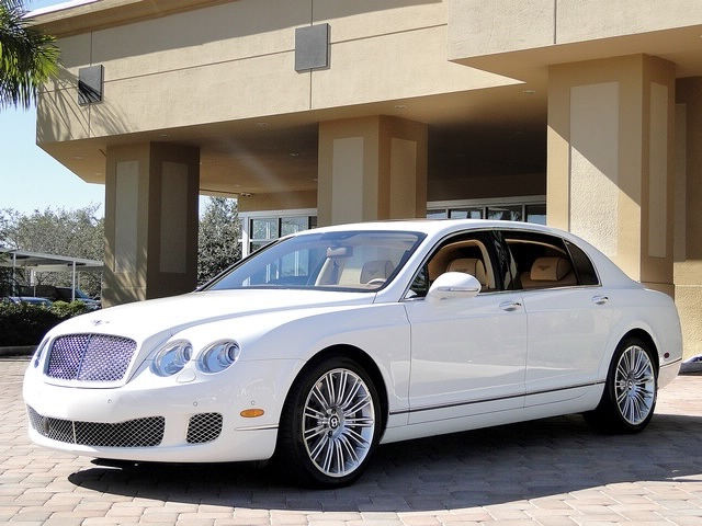 2011 Bentley Continental Flying Spur Speed - Photo 38 - Naples, FL 34104