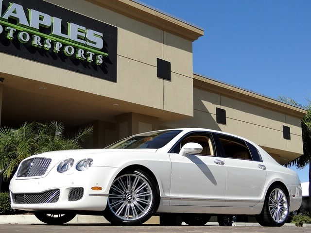 2011 Bentley Continental Flying Spur Speed - Photo 28 - Naples, FL 34104