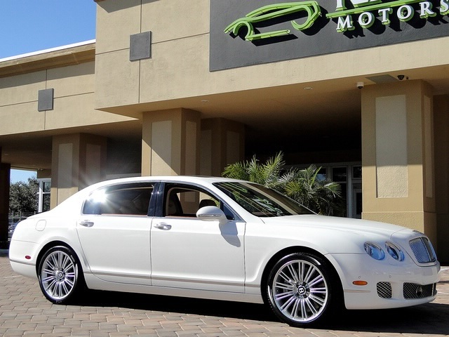 2011 Bentley Continental Flying Spur Speed - Photo 8 - Naples, FL 34104
