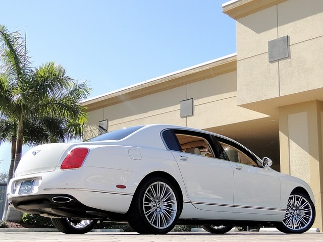2011 Bentley Continental Flying Spur Speed - Photo 20 - Naples, FL 34104