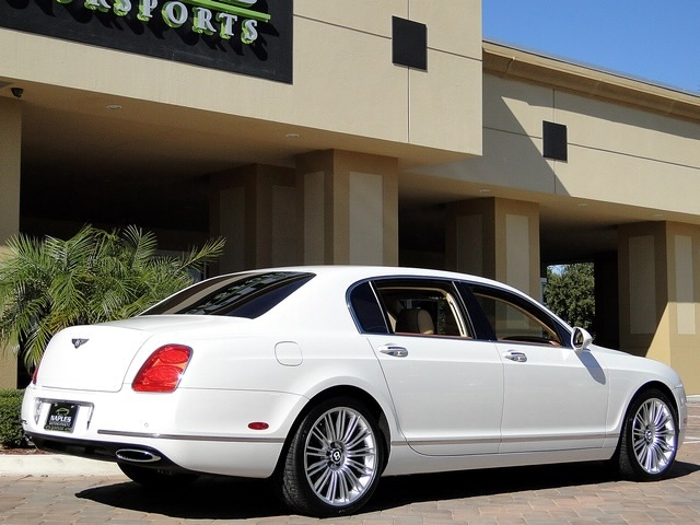2011 Bentley Continental Flying Spur Speed - Photo 6 - Naples, FL 34104