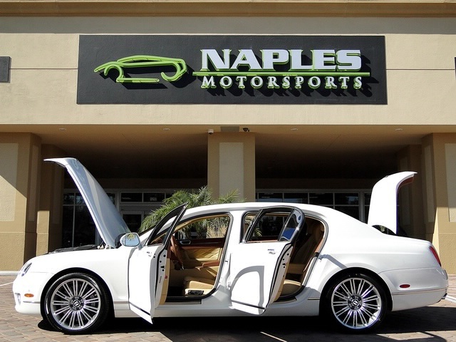 2011 Bentley Continental Flying Spur Speed - Photo 53 - Naples, FL 34104