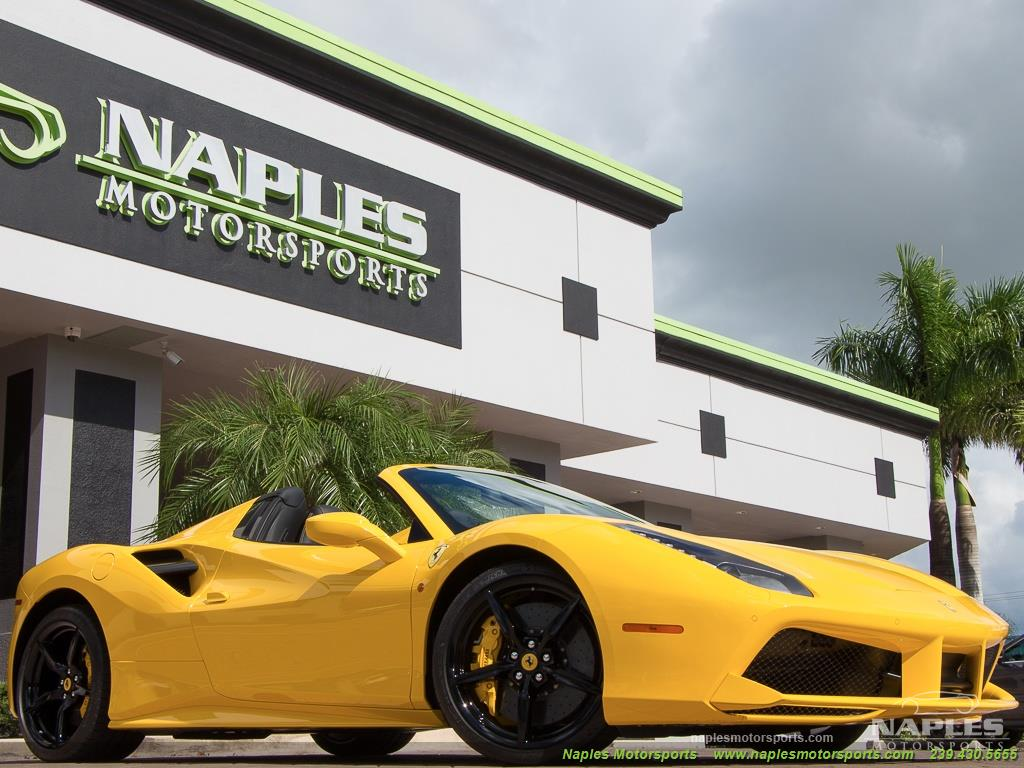 2016 Ferrari 488 Spider - Photo 31 - Naples, FL 34104