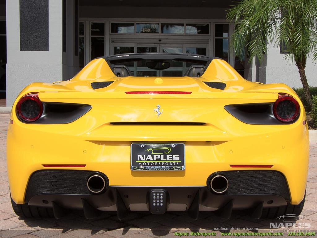2016 Ferrari 488 Spider - Photo 34 - Naples, FL 34104