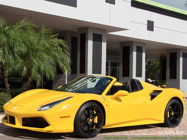 2016 Ferrari 488 Spider - Photo 4 - Naples, FL 34104