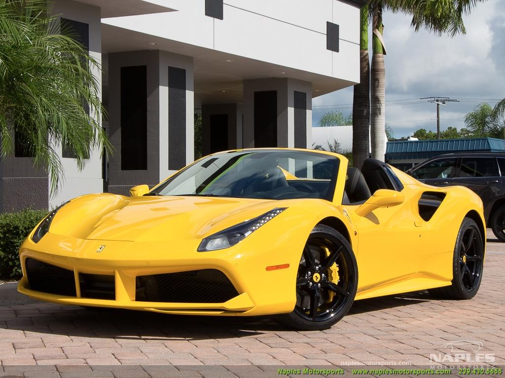 2016 Ferrari 488 Spider - Photo 17 - Naples, FL 34104