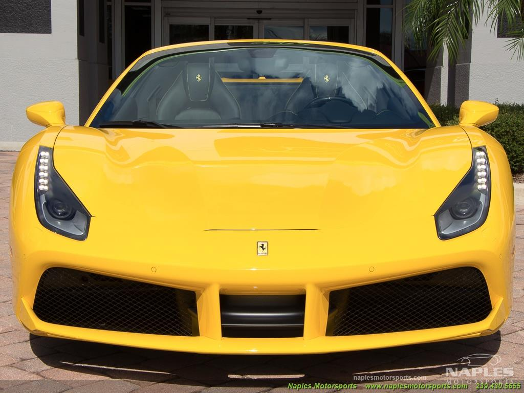 2016 Ferrari 488 Spider - Photo 27 - Naples, FL 34104