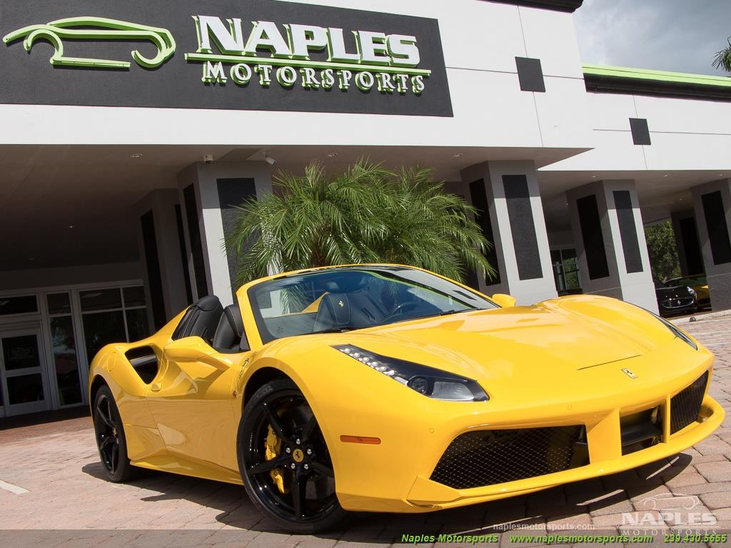 2016 Ferrari 488 Spider - Photo 32 - Naples, FL 34104