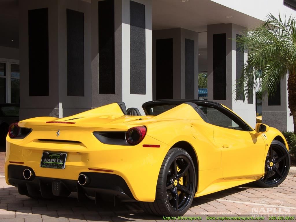 2016 Ferrari 488 Spider - Photo 41 - Naples, FL 34104
