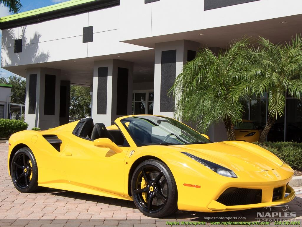 2016 Ferrari 488 Spider - Photo 20 - Naples, FL 34104