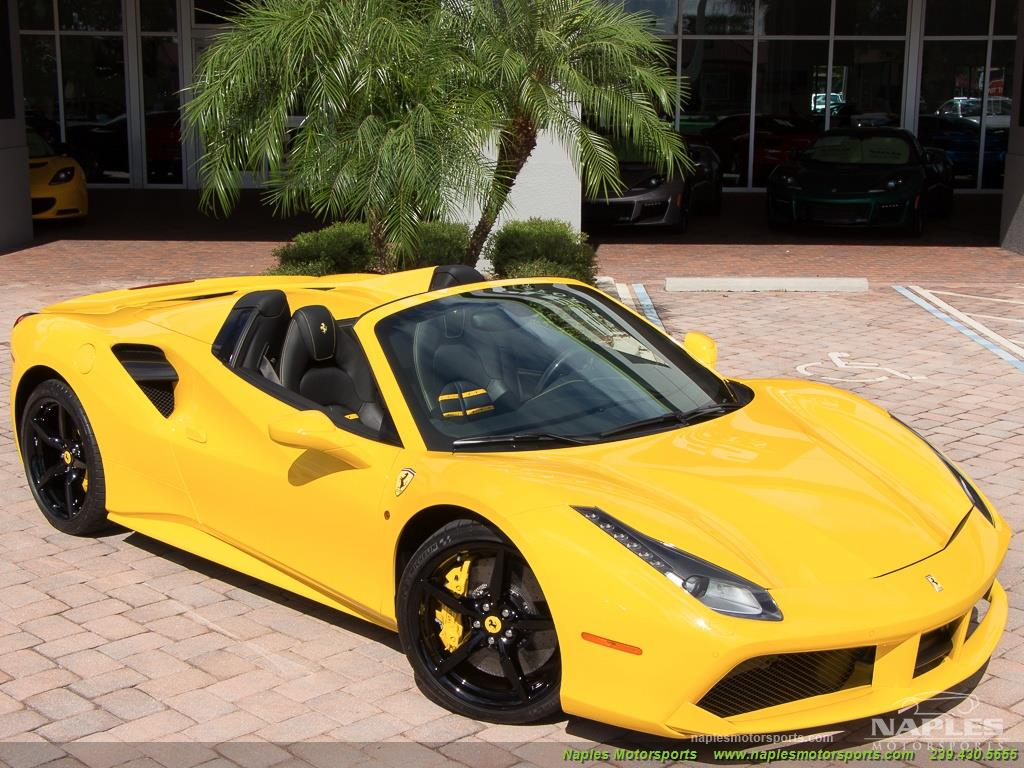 2016 Ferrari 488 Spider - Photo 42 - Naples, FL 34104