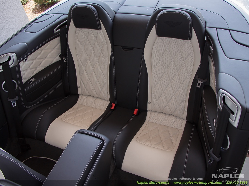 2014 Bentley Continental GT GTC V8 S Mulliner - Photo 50 - Naples, FL 34104