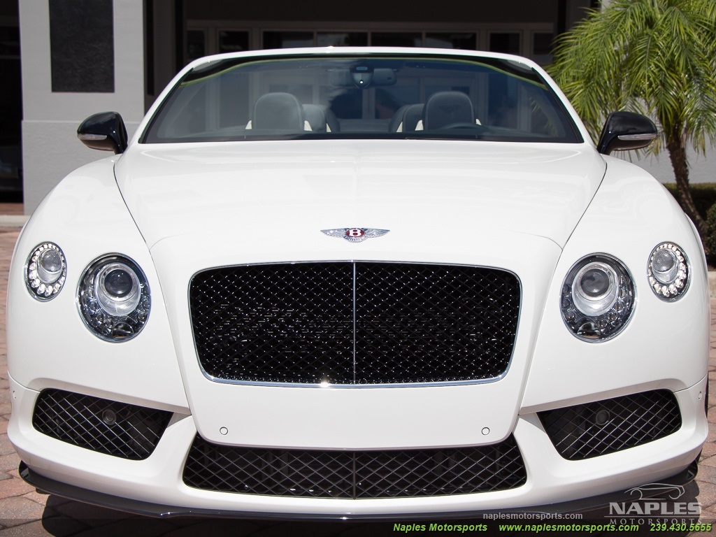 2014 Bentley Continental GT GTC V8 S Mulliner - Photo 15 - Naples, FL 34104