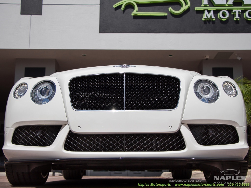 2014 Bentley Continental GT GTC V8 S Mulliner - Photo 18 - Naples, FL 34104