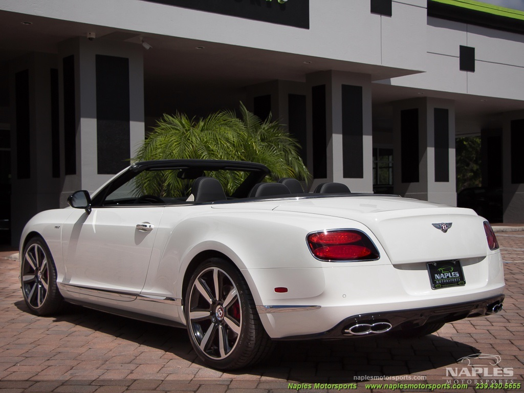 2014 Bentley Continental GT GTC V8 S Mulliner - Photo 23 - Naples, FL 34104