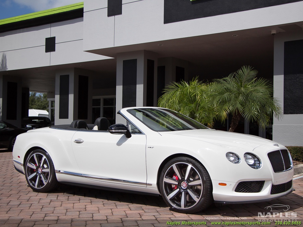2014 Bentley Continental GT GTC V8 S Mulliner - Photo 12 - Naples, FL 34104
