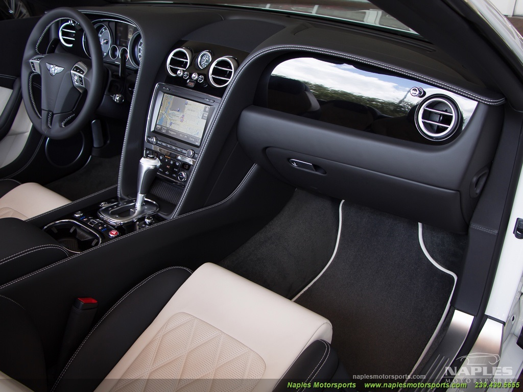 2014 Bentley Continental GT GTC V8 S Mulliner - Photo 32 - Naples, FL 34104