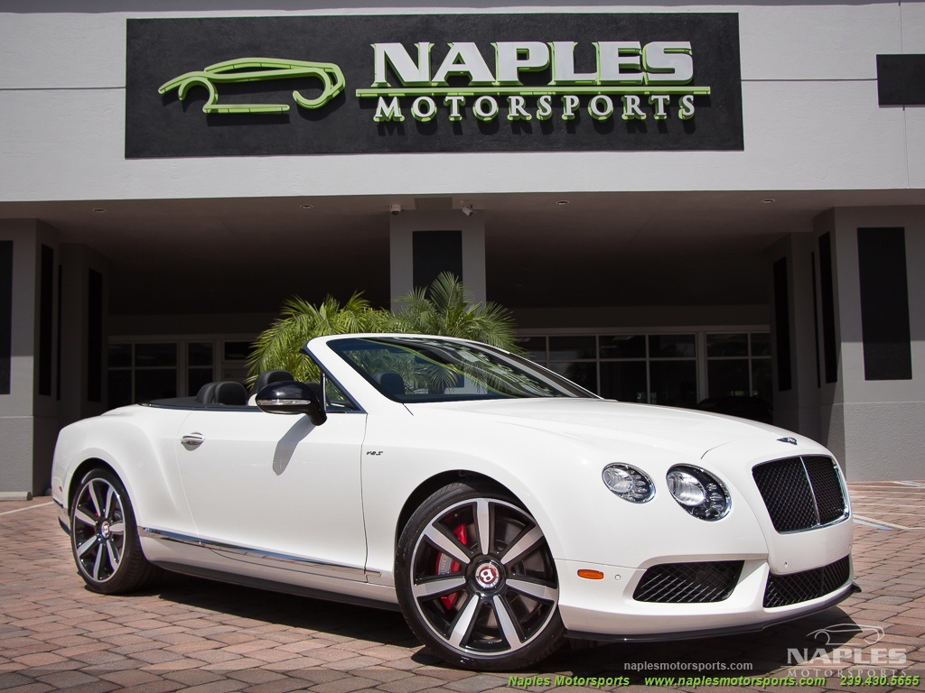 2014 Bentley Continental GT GTC V8 S Mulliner - Photo 24 - Naples, FL 34104