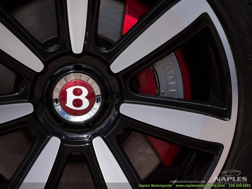 2014 Bentley Continental GT GTC V8 S Mulliner - Photo 39 - Naples, FL 34104