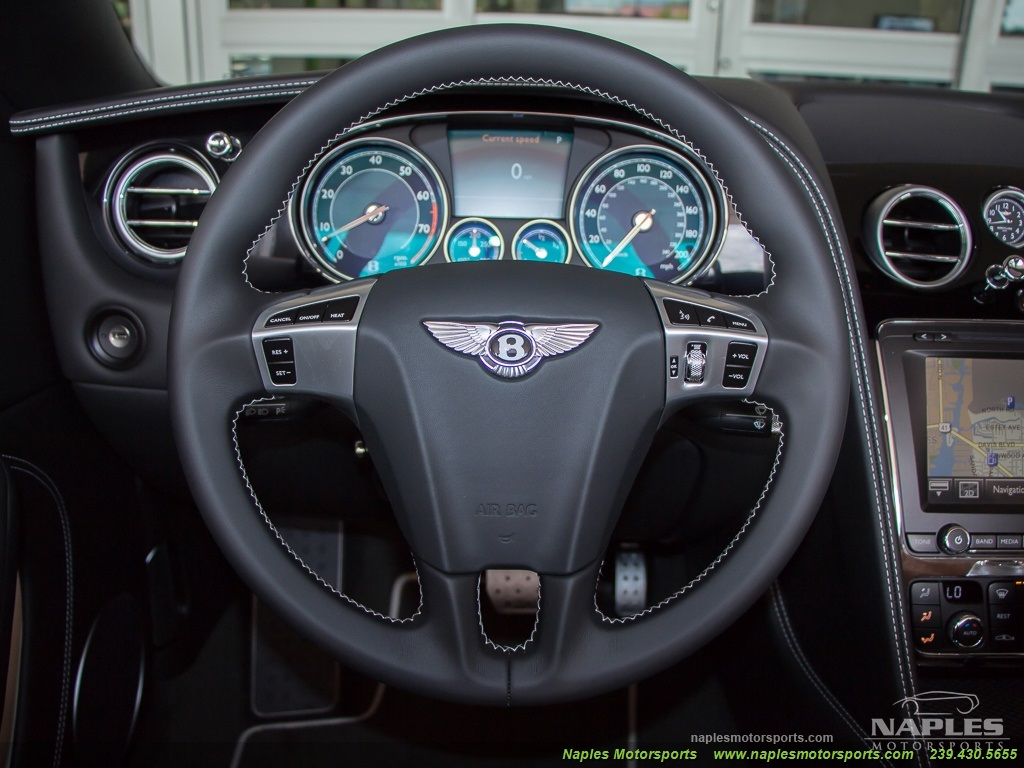 2014 Bentley Continental GT GTC V8 S Mulliner - Photo 34 - Naples, FL 34104