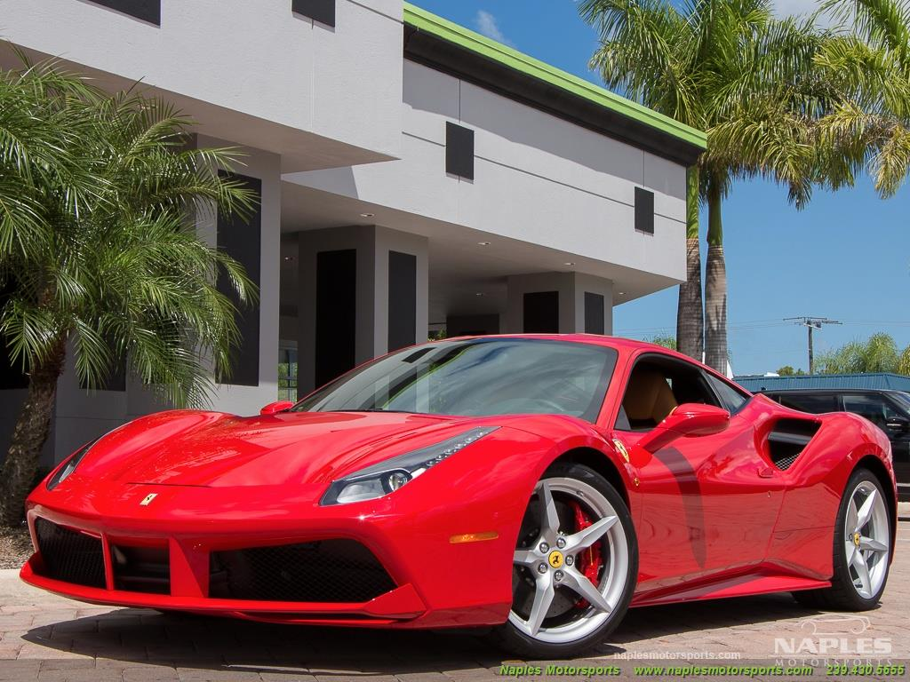 2017 Ferrari 488 GTB - Photo 9 - Naples, FL 34104