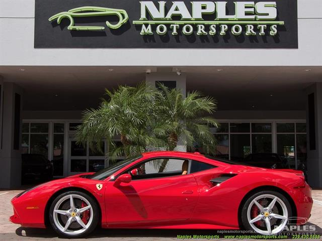 2017 Ferrari 488 GTB - Photo 4 - Naples, FL 34104