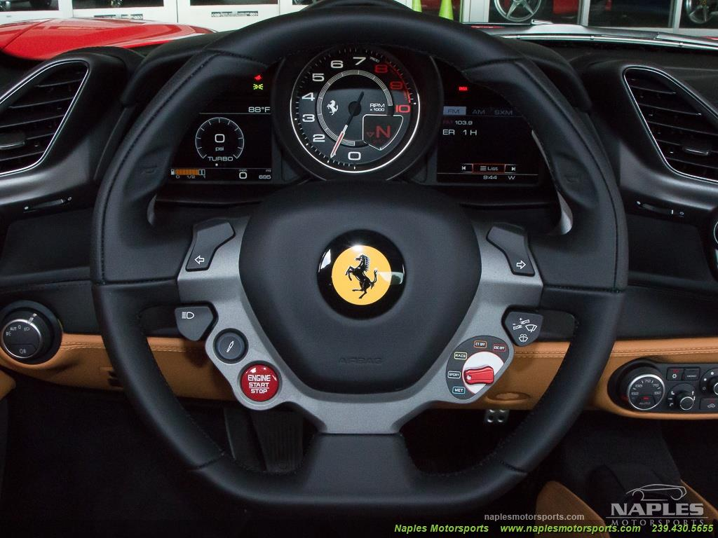 2017 Ferrari 488 GTB - Photo 16 - Naples, FL 34104