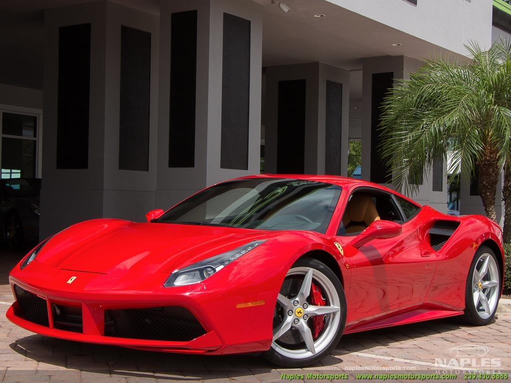 2017 Ferrari 488 GTB - Photo 47 - Naples, FL 34104