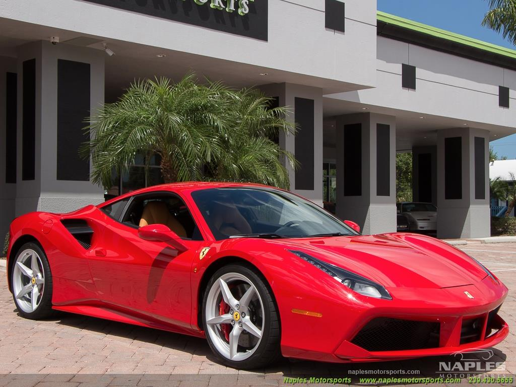 2017 Ferrari 488 GTB - Photo 33 - Naples, FL 34104