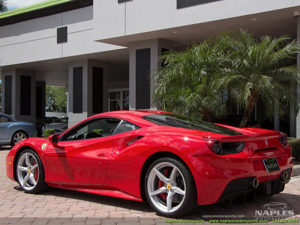 2017 Ferrari 488 GTB - Photo 5 - Naples, FL 34104