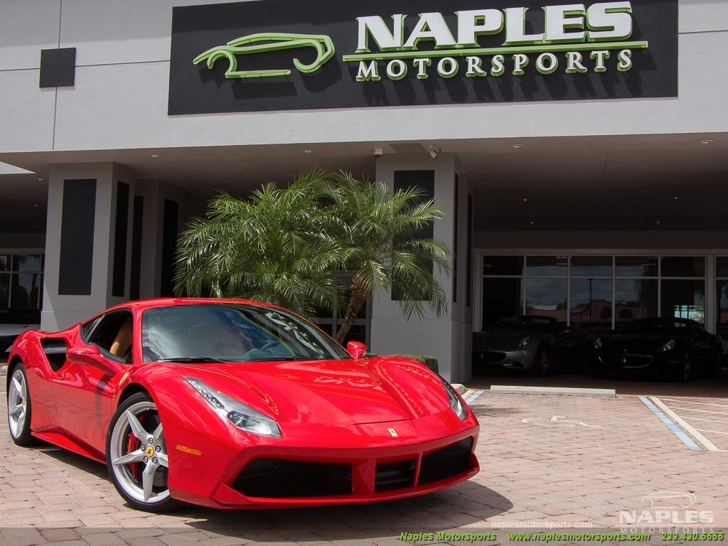 2017 Ferrari 488 GTB - Photo 53 - Naples, FL 34104