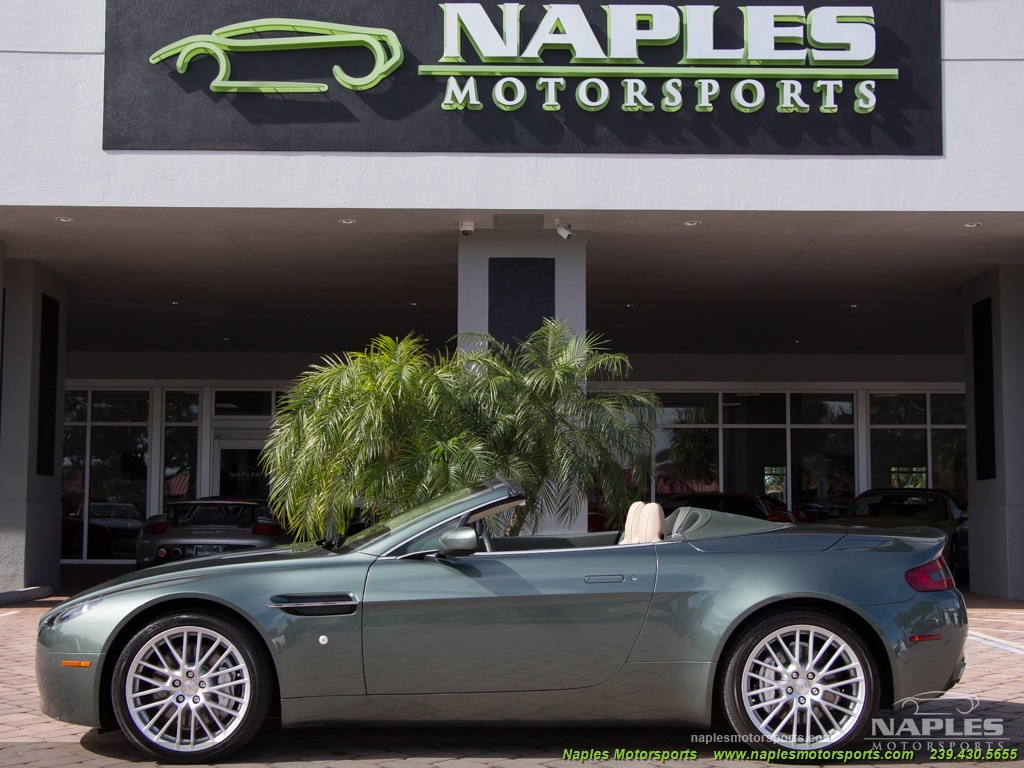 2009 Aston Martin Vantage Roadster - Photo 21 - Naples, FL 34104