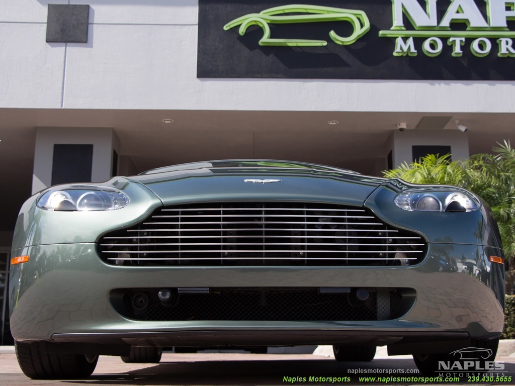 2009 Aston Martin Vantage Roadster - Photo 14 - Naples, FL 34104