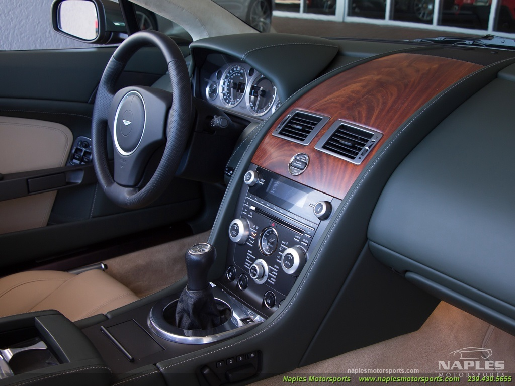 2009 Aston Martin Vantage Roadster - Photo 53 - Naples, FL 34104