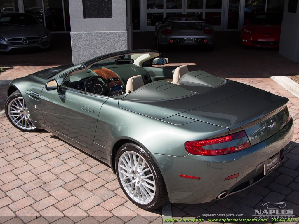 2009 Aston Martin Vantage Roadster - Photo 25 - Naples, FL 34104