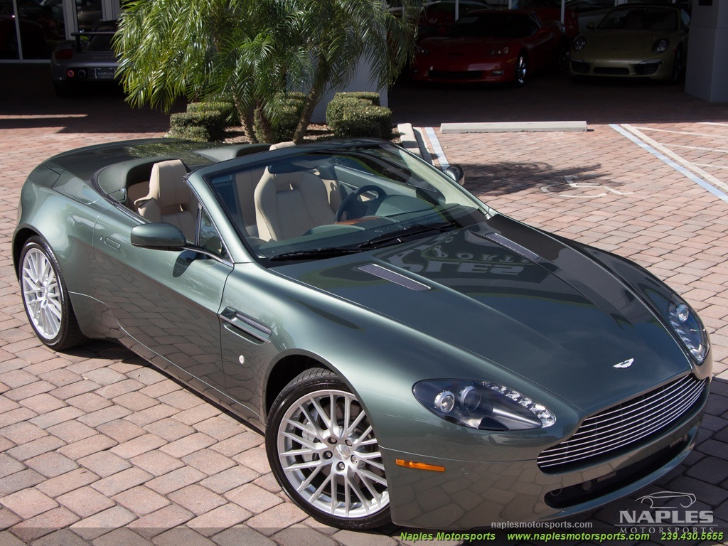2009 Aston Martin Vantage Roadster - Photo 24 - Naples, FL 34104