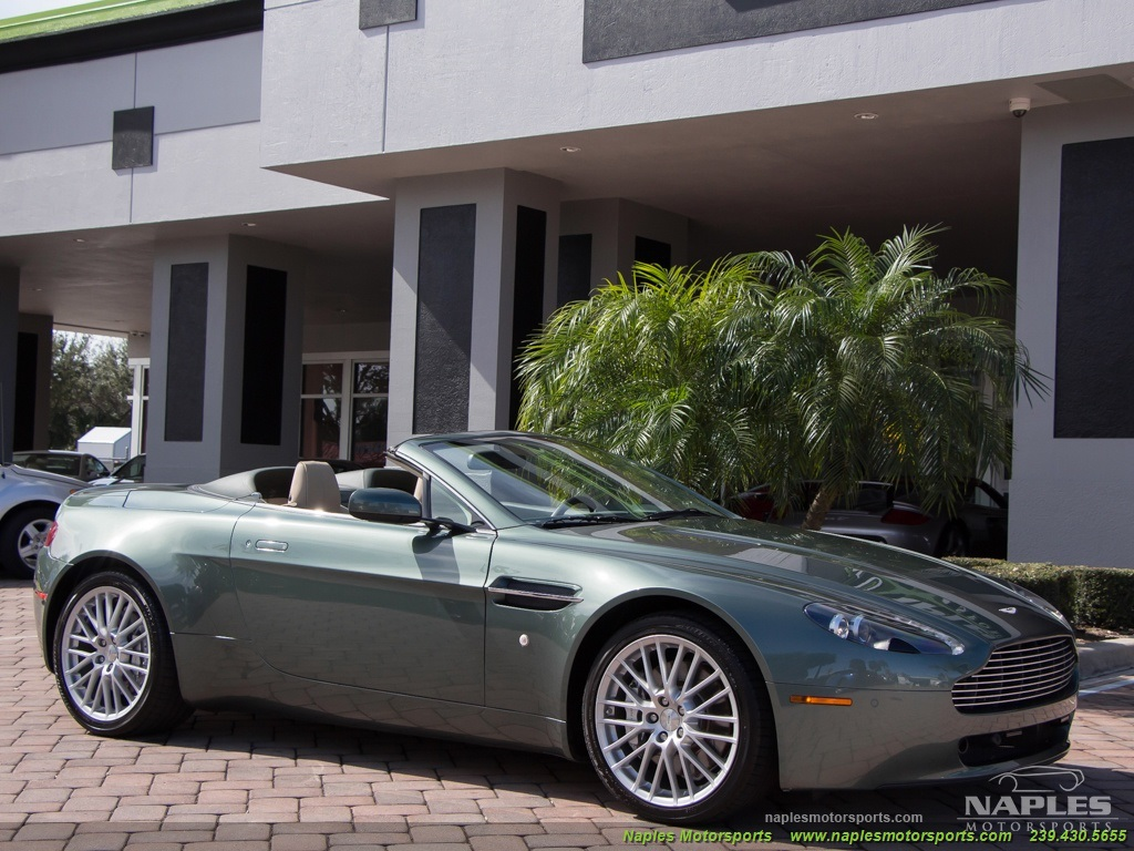 2009 Aston Martin Vantage Roadster - Photo 30 - Naples, FL 34104