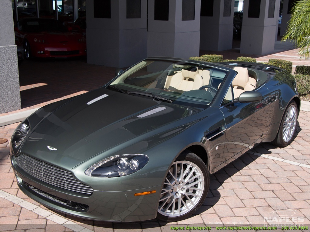 2009 Aston Martin Vantage Roadster - Photo 46 - Naples, FL 34104